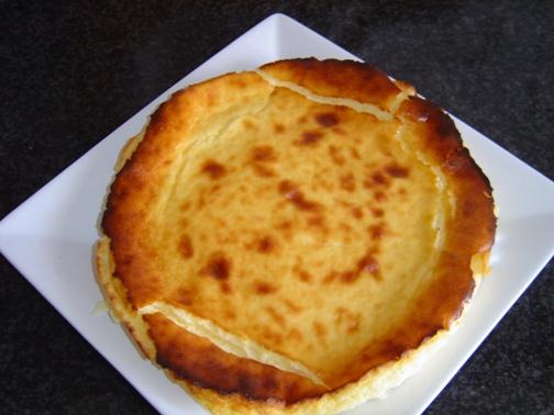 Tarta de Queso Asturiano