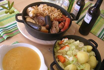 Cocido Madrile�o